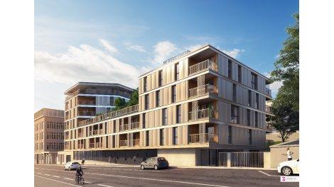 Appartement neuf Le 101 investissement loi Pinel à Nancy
