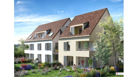 Appartement neuf La Clé des Champs à Ostwald