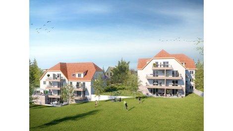 eco habitat neuf à Rosheim