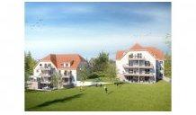 Appartements neufs La Roseraie éco-habitat à Rosheim