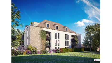 Appartement neuf L'Ecrin à Saint-Andre-les-Vergers