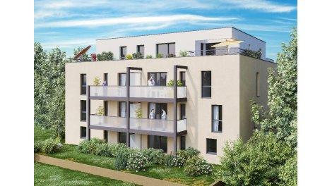 Appartements neufs Résiden'Ciel investissement loi Pinel à Souffelweyersheim