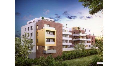 Appartement neuf Les Portes d'Eckbolsheim à Strasbourg