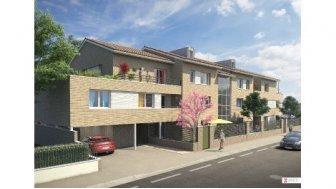 Appartements neufs L'Opale à Toulouse