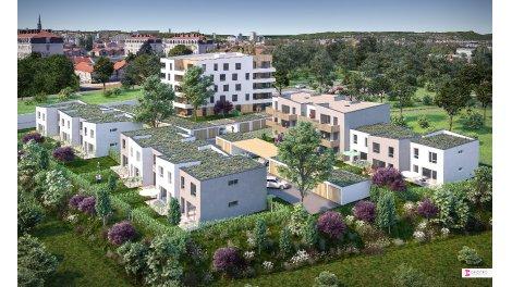 immobilier basse consommation à Vandoeuvre-Lès-Nancy