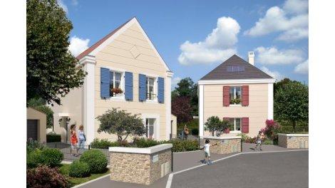 Maisons neuves Le Domaine des Hauts de Veigne T2 investissement loi Pinel à Veigne