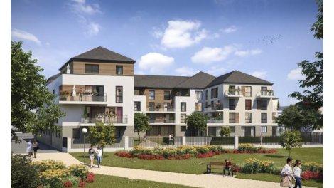 Appartement neuf Cote Sud à Orléans