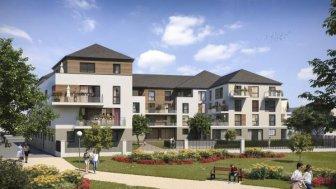Appartements neufs Cote Sud éco-habitat à Orléans