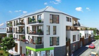 Appartements neufs Eden Rose investissement loi Pinel à La Riche