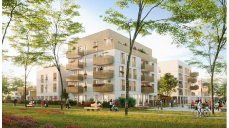 Appartement neuf Grand Air investissement loi Pinel à Montlouis-sur-Loire