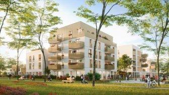 Appartements neufs Grand Air éco-habitat à Montlouis-sur-Loire