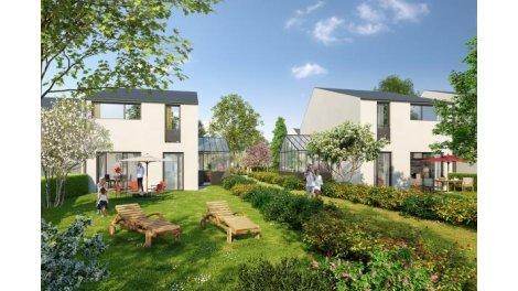 Appartements et maisons neuves Villa Ceres éco-habitat à Moissy-Cramayel