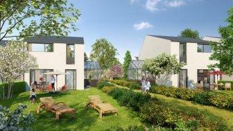 Appartements et maisons neuves Villa Ceres investissement loi Pinel à Moissy-Cramayel