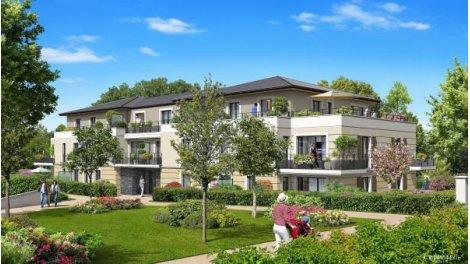 Appartements et maisons neuves Fontaine Sainte Rose investissement loi Pinel à Ballan-Miré