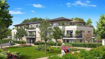 Appartements neufs Fontaine Sainte Rose à Ballan-Miré