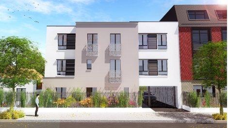 Appartement neuf Fleur de Lys éco-habitat à La Rochelle