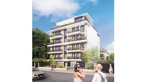 Appartements et maisons neuves Le 181 à Colombes éco-habitat à Colombes