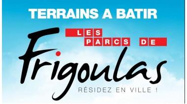 """Terrain constructible du mois """"Les Parcs de Frigoulas"""" - Béziers"""