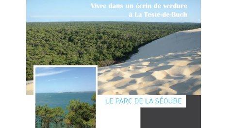 """Terrain constructible du mois """"Le Parc de la Seoube"""" - La Teste de Buch"""