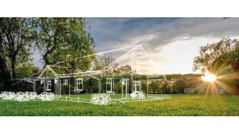 Arboresens m rignac programme immobilier neuf for Lotissement maison neuve