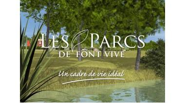 """Terrain constructible du mois """"Les Parcs de Font Vive"""" - Sauvian"""