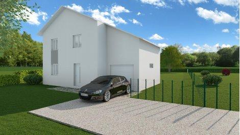 Maisons neuves Villas Capucines à Brenthonne