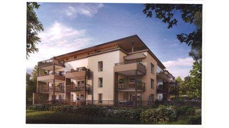 Appartement neuf Oxalys investissement loi Pinel à Contamine-sur-Arve