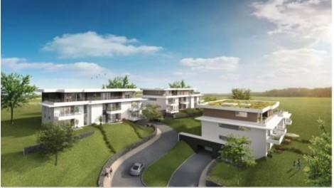 Appartement neuf Pur Leman investissement loi Pinel à Anthy-sur-Léman