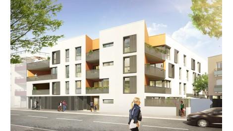 Coeur d 39 ambre meyzieu programme immobilier neuf for Prix m2 meyzieu