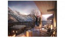 Appartements neufs Résidence Pure Mont-Blanc éco-habitat à Chamonix-Mont-Blanc