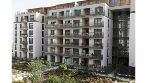 Appartement neuf Le Paphos éco-habitat à Saint-Etienne