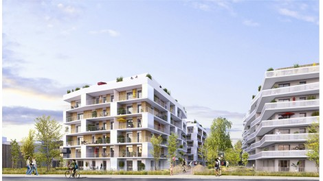 Appartement neuf Novallende à Saint-Herblain