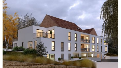 Appartement neuf Calliopé investissement loi Pinel à Didenheim