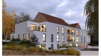 Appartements neufs Calliopé investissement loi Pinel à Didenheim