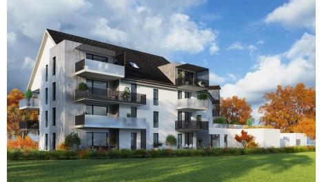 Appartement neuf Odéa investissement loi Pinel à Duppigheim
