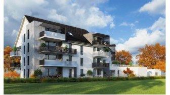Appartements neufs Odéa éco-habitat à Duppigheim