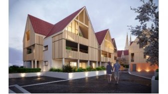 Appartements neufs Emotion investissement loi Pinel à Obernai