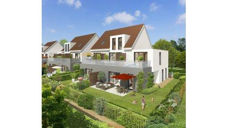 eco habitat neuf à Oberschaeffolsheim