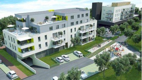 eco habitat neuf à Pulversheim