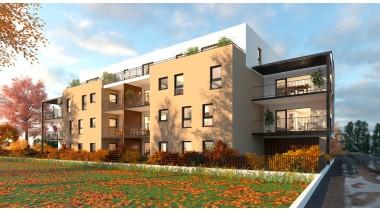 eco habitat neuf à Strasbourg