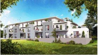 Appartements neufs L'Échappée investissement loi Pinel à Tours