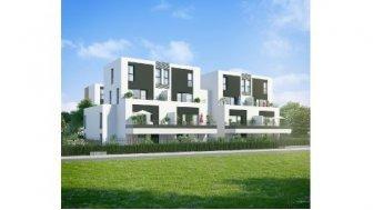 Appartements neufs Les Terrasses Saint-Martin éco-habitat à Tours