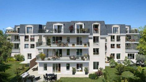 Appartement neuf La Châtaigneraie à Sainte-Geneviève-des-Bois