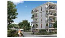 Appartements neufs Castel de Trey investissement loi Pinel à Besançon