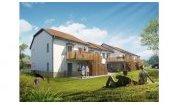 Appartements neufs Le Vallon des Cabordes éco-habitat à Pirey