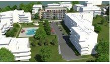 Appartements neufs Le Parc Saint-Martin éco-habitat à Besançon