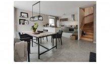 Appartements et maisons neuves Carrés de Castellione éco-habitat à Châtillon-le-Duc