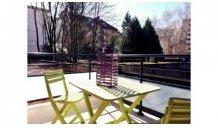 Appartements neufs Beauregard éco-habitat à Besançon