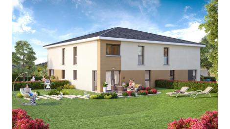 immobilier ecologique à Châtillon-le-Duc