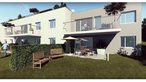 immobilier ecologique à Serre-les-Sapins